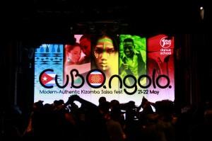 Вечеринка фестиваля CubAngola в Caribbean Club, 3 апреля 2016, Киев