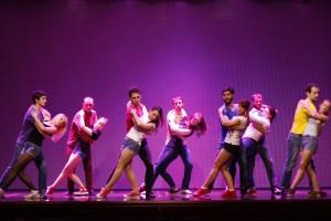 Шоу видео SalsaBO STAGE